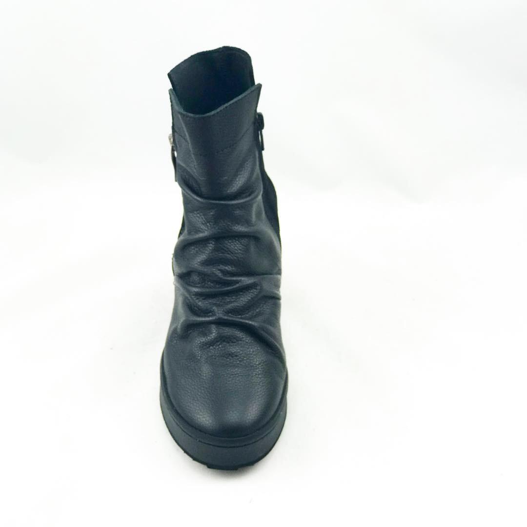 68cf4a06f69 Γυναικεία Παπούτσια: Kanna Γυναικείο Μποτάκι Πλατφόρμα