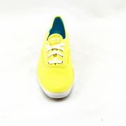 Keds Γυναικείο σε κίτρινο χρώμα με κορδόνι
